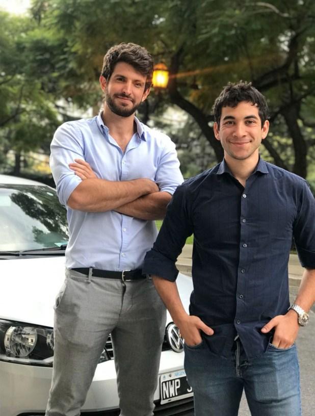 Sakkal y Korn se decidieron por el emprendimiento en vez de continuar en sus carreras en fondos de inversión, cuando vieron la evolución del modelo en el exterior