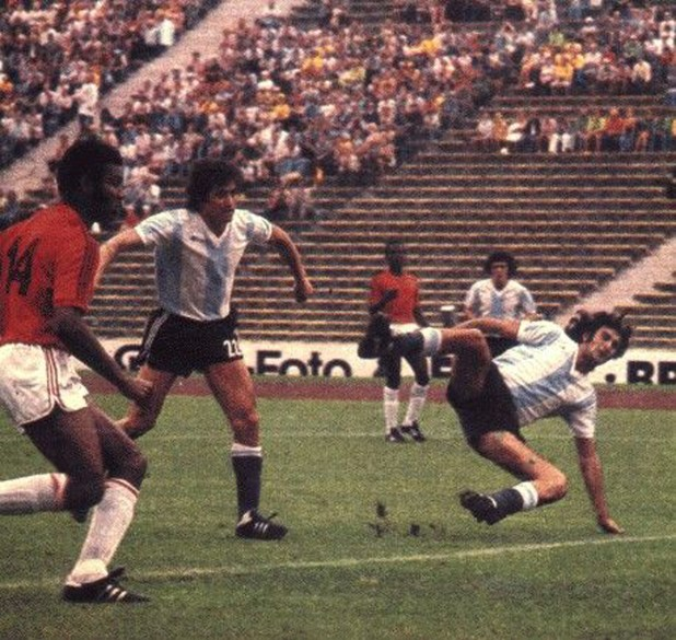 Haití finalizó el Mundial de Alemania 1974 en el 15º lugar, solo por encima de Zaire