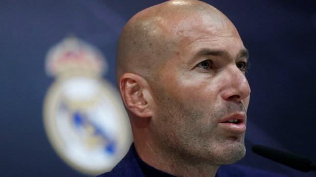 """""""Para nada. Los jugadores no tienen nada que ver con mi decisión"""", dijo cuando le preguntar si había influido la crisis de Cristiano Ronaldo (Fotos Reuters)"""