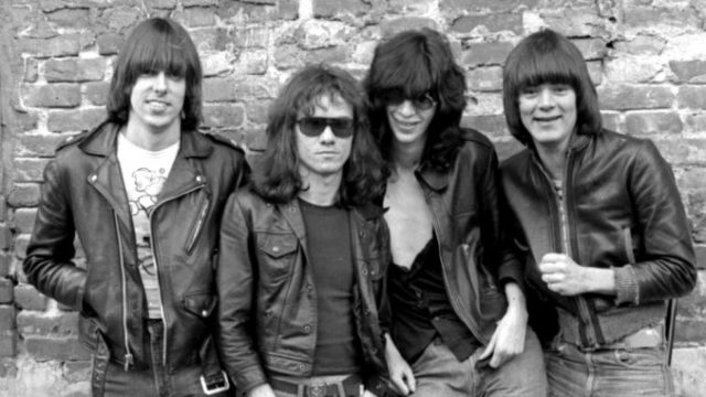 The Ramones (Foto de Roberta Bayley)