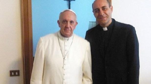 Fernández, hombre de confianza del Papa francisco, fue designado por el pontífice en reemplazo de Agüer