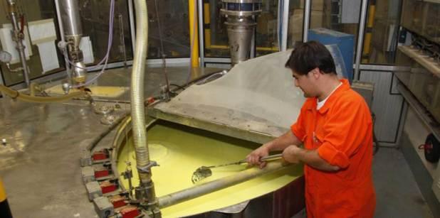 Procesamiento del uranio (Archivo DEF)