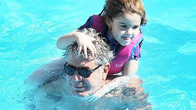 Anthony Bourdain dijo que Ariane era el motor y la gran alegría de su vida