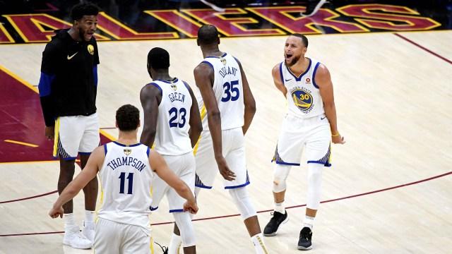 Golden State Warriors ha ganado su segundo título de la NBA consecutivo (Reuters)