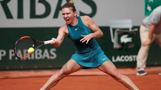 Simona Halepha ganado su primer título de Grand Slam en Roland Garros(Reuters)