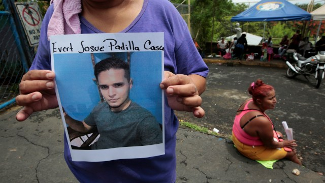 La cifra de muertos llegó a los 178 en dos meses de protestas. (Reuters)