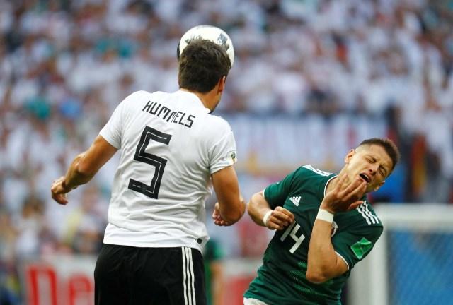 Mats Hummels no será de la partida ante Suecia (Foto: REUTERS/Kai Pfaffenbach)