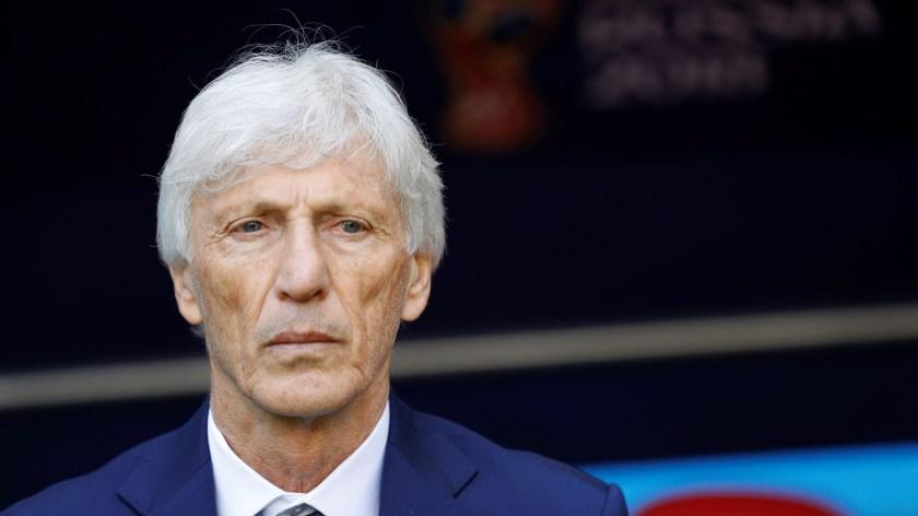 José Néstor Pekerman no seguiría al frente de la Selección colombiana de fútbol (REUTERS/Darren Staples)