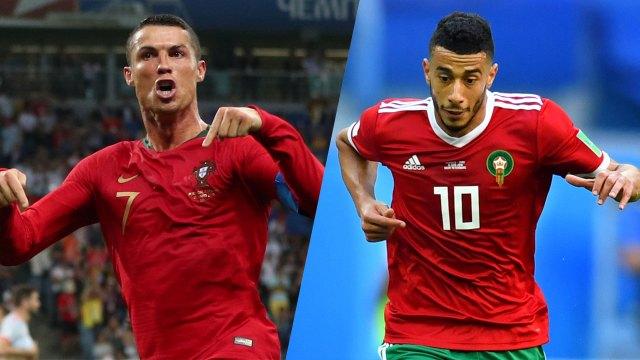 Portugal, con un Cristiano Ronaldo encendido, buscará su segundo triungo ante Marruecos