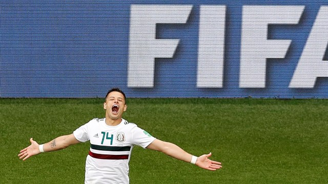 México consiguió dos victorias consecutivas en la primera fase del Mundial