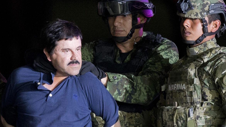 Joaquín 'el Chapo' Guzmán fue extraditado a Estados Unidos