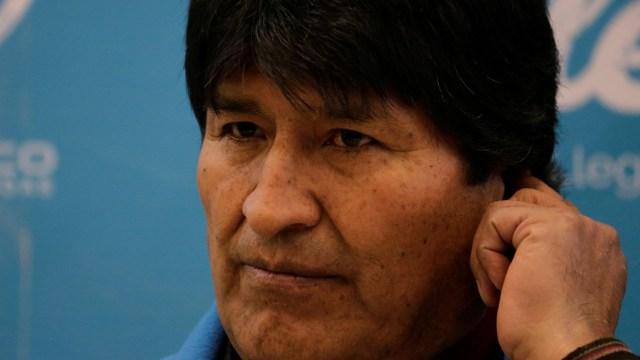 El presidente Evo Morales (Reuters)