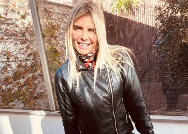 """""""Quería volver a tener mi cara"""", aseguró Raquel Mancini, tras una cirugía que se realizó hace algunos años (Foto: Instagram)"""