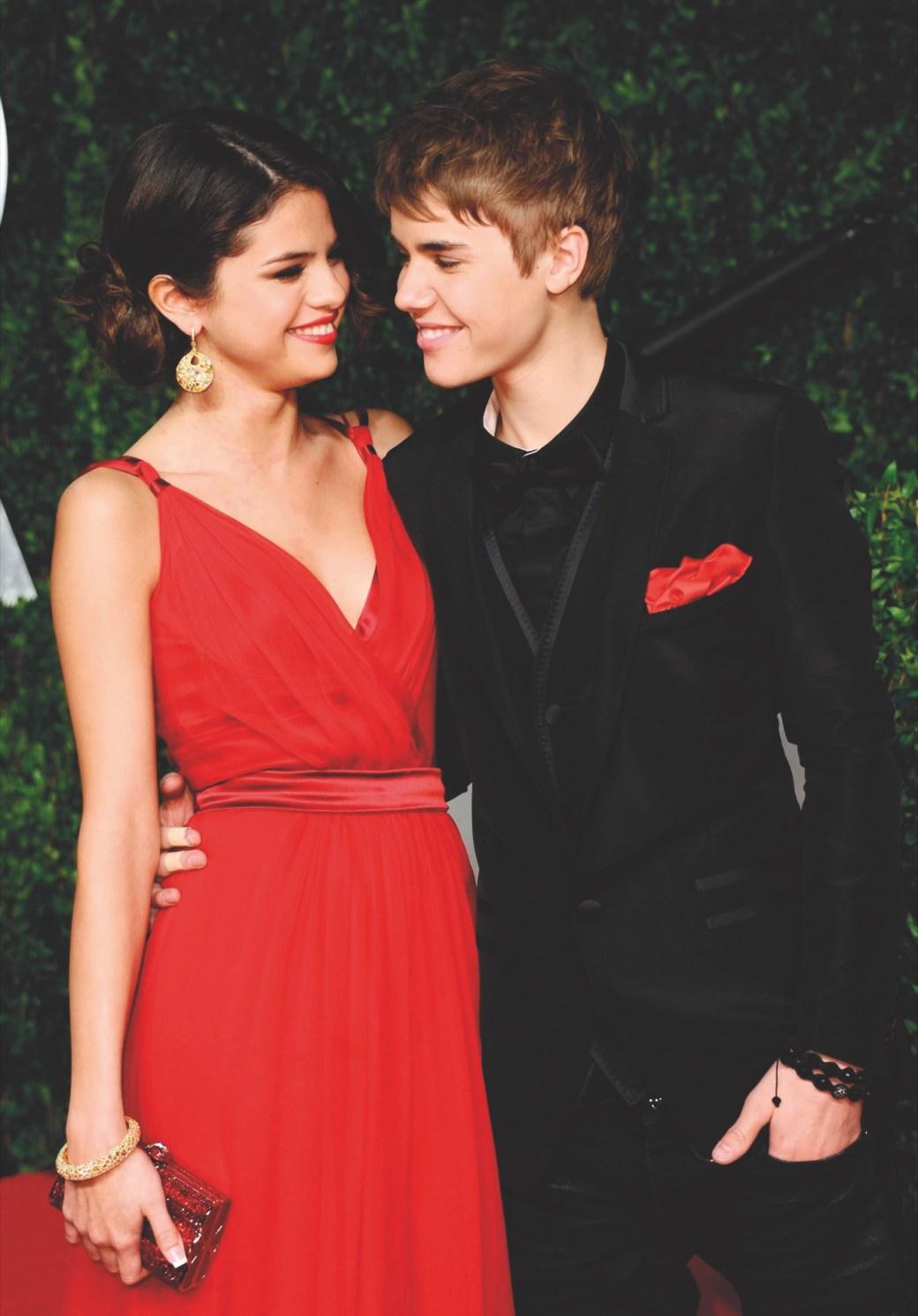 Justin Bieber y Selena Gómez fueron novios desde el 2010 hasta el 2013 y brevemente en el 2017
