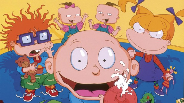 Personajes de Rugrats