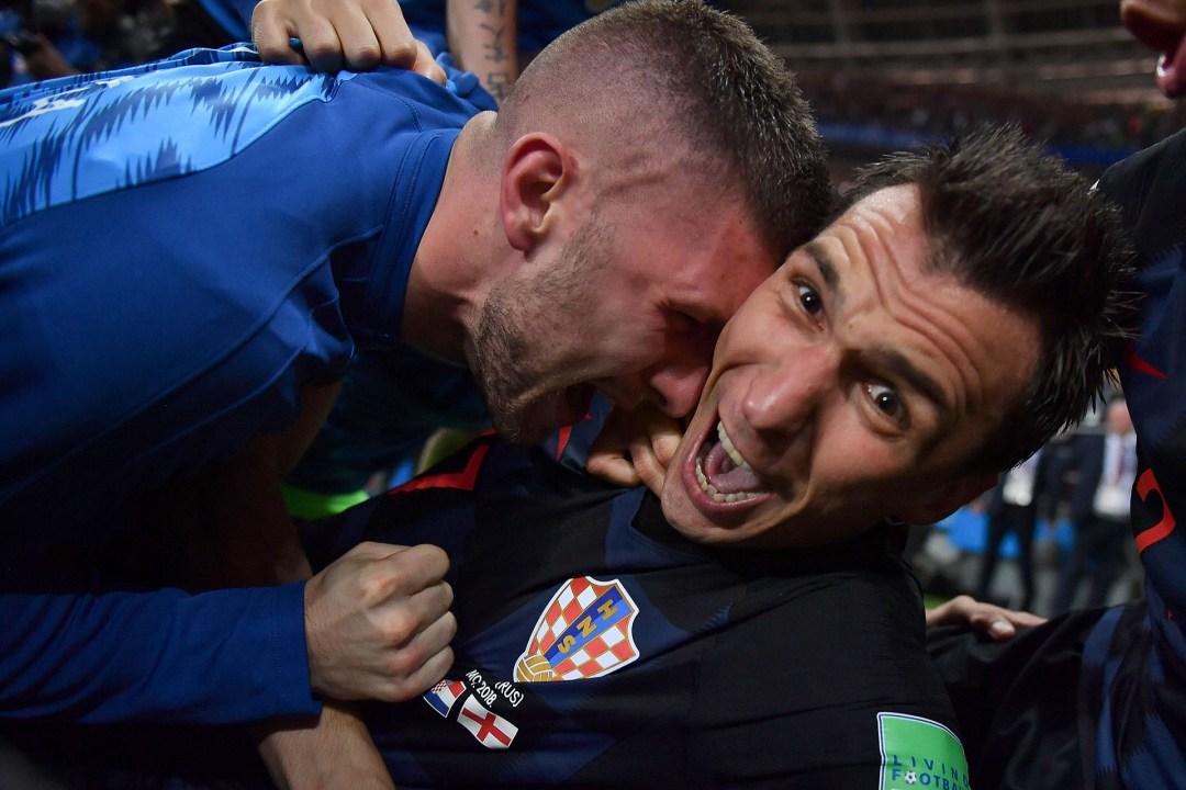 Locura croata por la clasificación a la final frente a Inglaterra: el sueño estaba intacto