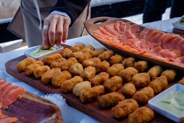 """La experiencia """"Sabores de Montaña"""" deleita los paladares más exigentes mediante las creaciones de chefs nacionales, regionales y locales"""