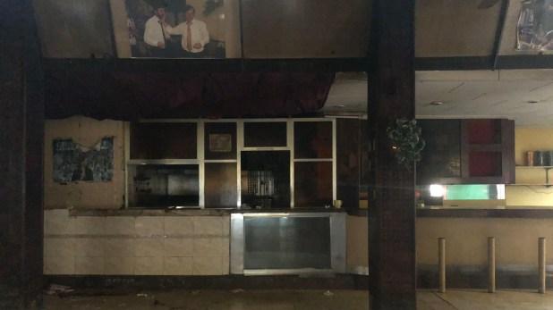 Uno de los propietarios del establecimiento aseguró que debió cerrar por falta de clientes (Adrián Escandar)