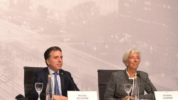 De acuerdo a las estimaciones de Lagarde, una escalada en las tensiones comerciales representaría un impacto de 0,5% al PBI global