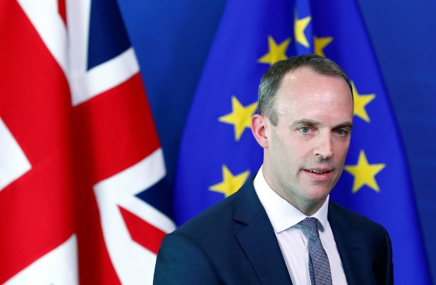Dominic Raab (Reuters)