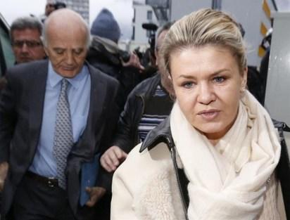 Corinna, esposa de MIchael, formará parte de las negociaciones