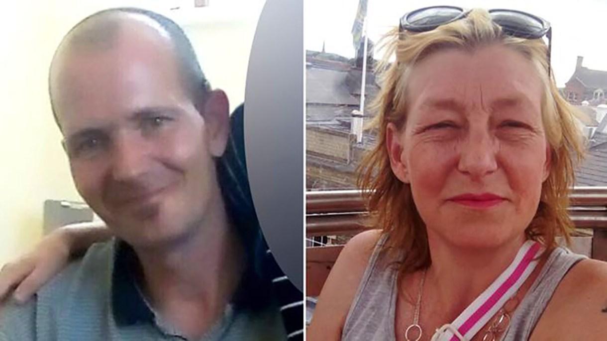 Charlie Rowley y Dawn Sturgess fueron envenenados con Novichok; la mujer murió en el hospital