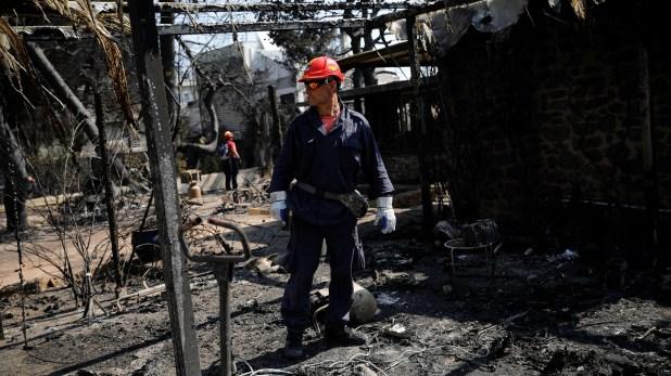 Los socorristas continúan sus tareas de rescate y búsqueda (Reuters)