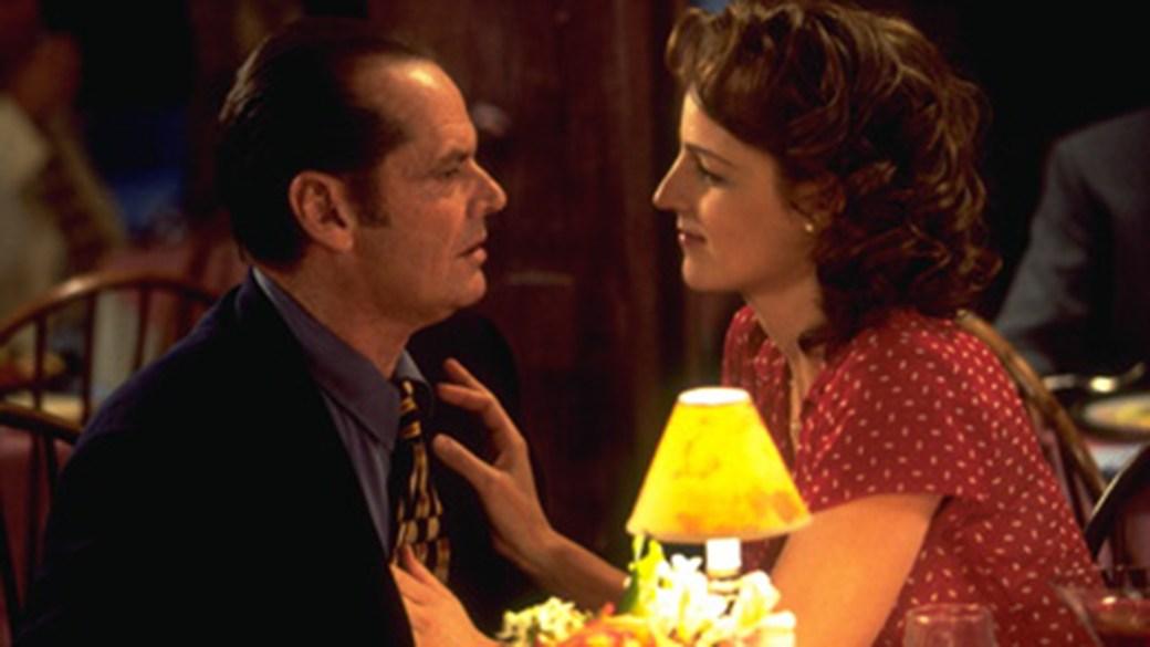"Jack Nicholson en ""Mejor Imposible"""