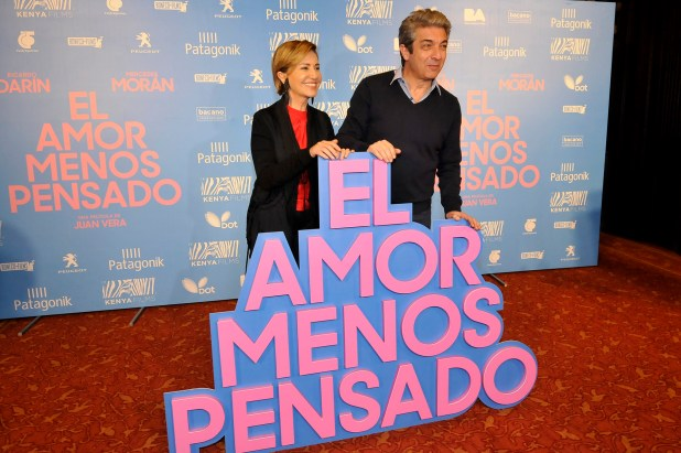 Ricardo Darín y Mercedes Morán