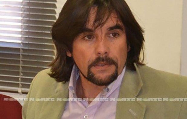 Claudio Gómez, estafador y luego asesino de Manuel Roseo. Murió en un intento de fuga