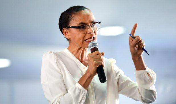 Marina Silva (Agência Brasil/Elza Fiuza)
