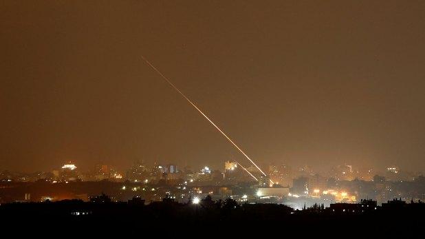 Miles de personas debieron buscar refugio en Israel (Reuters)