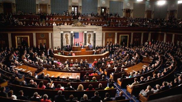 El Partido Republicano tiene mayoría en ambas Cámaras del Congreso, pero en esta oportunidad, el presidente Trump perdió el voto de más de 10 senadores