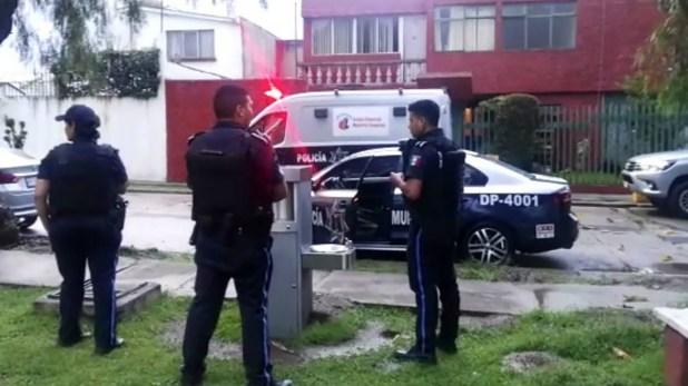 """A la casa de """"La Tota"""" Carvajal llegaron cuatro sujetos armados el miércoles por la tarde"""
