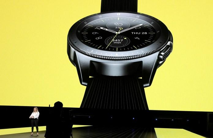 El reloj integra una batería de larga duración, de más de 80 horas, y conectividad LTE (REUTERS/Lucas Jackson).