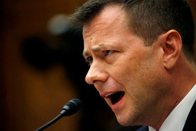 Peter Strzok aseguró que sus opiniones personales nunca interfirieron con sus funciones públicas (Reuters)