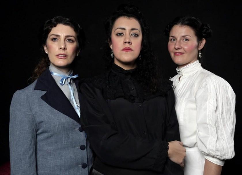 las tres hermanas
