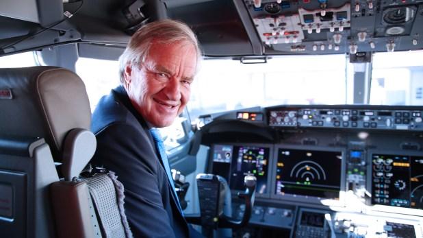 El CEO fue piloto militar (Norwegian Air Argentina)