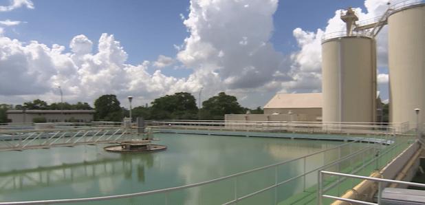 Planta de tratamiento en Miami-Dade (MiamiDadeTV)