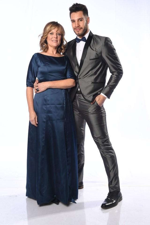 Inés Stork y Facundo Arrigoni (Jorge Luengo)