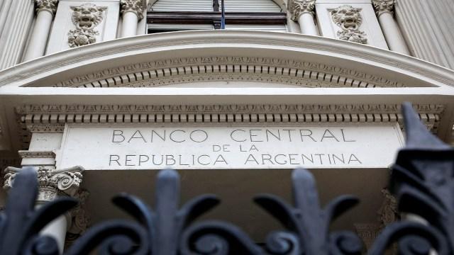La sede del Banco Central, en el microcentro porteño. (NA)