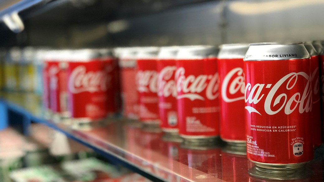 Coca-Cola, una de las compañías más reconocidas a nivel mundial (Reuters)