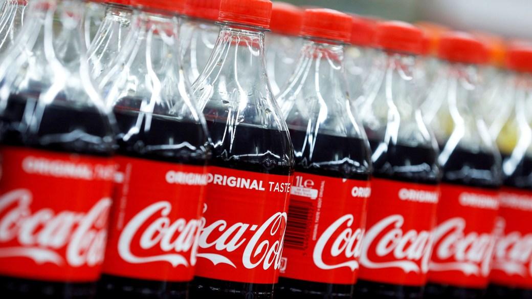 Coca-Cola busca diversificar su oferta (Reuters)