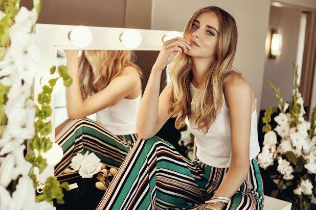 De renombre internacional, Chiara Ferragni fue la fashion icon de Vitamina en 2016.