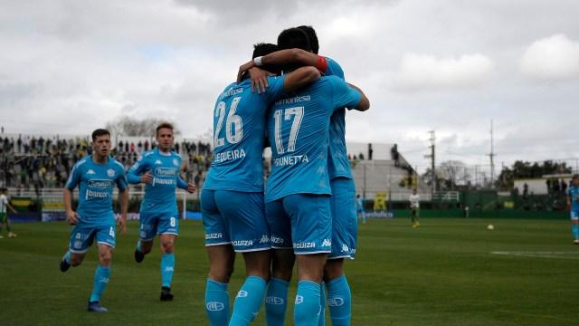 Belgrano debe levantar cabeza cuanto antes: está en zona de descenso (Fotobaires)