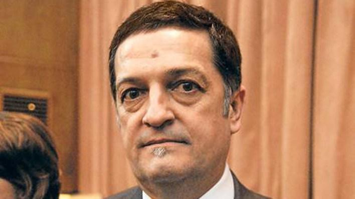 El juez federal Luis Rodriguez