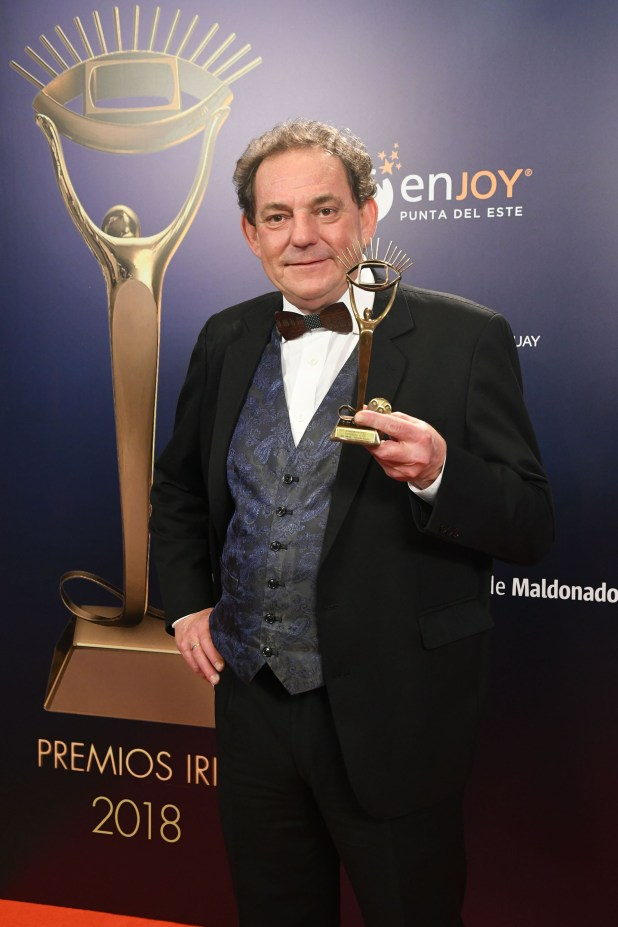 Laurent Lainé, Premio Revelación con Master Chef