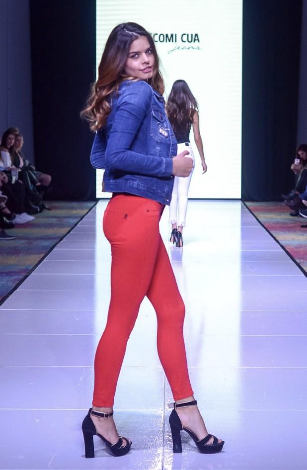 Irina de ID Models Management para Eccomi Cua