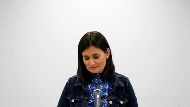 Carmen Montón presentó su renuncia como ministra de Sanidad (EFE)