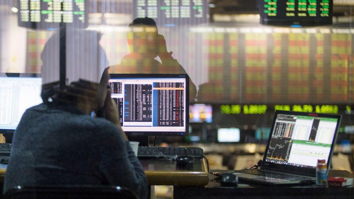 La Bolsa porteña cae en promedio un 6,7% en dólares en 2019. (NA)